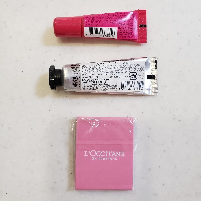 L'OCCITANE(ロクシタン)のロクシタン ミニセット コスメ/美容のボディケア(ハンドクリーム)の商品写真
