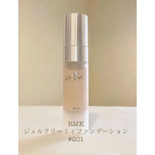 RMK - RMK ジェルクリーミィファンデーション #201