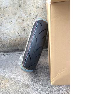 新品タイヤ 2本セット 90/90-10 100/90-10 アドレス V125