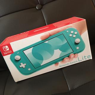 Nintendo Switch - 新品未使用 ニンテンドスイッチライト (海外版) Nintendo Switch