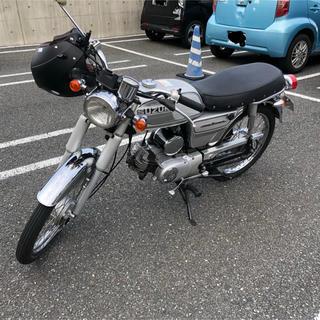 スズキ - 2スト K50 コレダスポーツ スズキ 原付 バイク