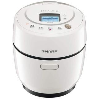 SHARP - シャープ ヘルシオ ホットクック 1.0L 無水鍋 自動調理 無線LAN対応 ホ