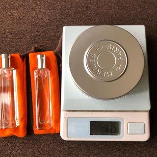 Hermes - エルメス香水ナイルの庭ニ本とエカルラットクリーム200ml