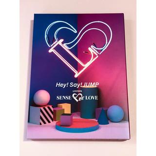 ヘイセイジャンプ(Hey! Say! JUMP)のHey!Say!JUMP SENSE or LOVE 初回限定盤(ミュージック)