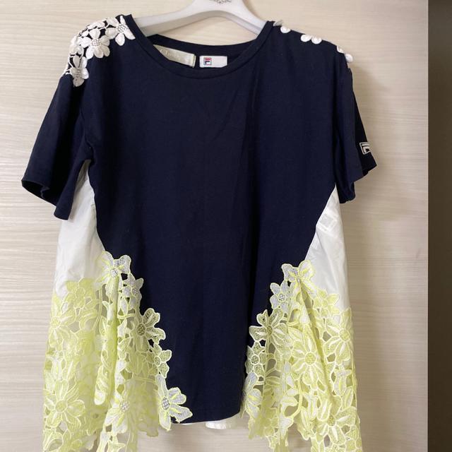 Chesty(チェスティ)のひとみ様専用です。FILA × Chesty トップス レディースのトップス(Tシャツ(半袖/袖なし))の商品写真