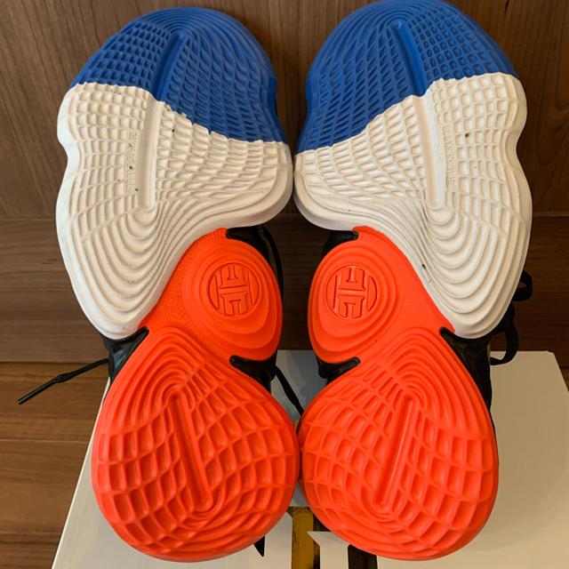 adidas(アディダス)の【27.0cm】Adidas Harden Vol.4  スポーツ/アウトドアのスポーツ/アウトドア その他(バスケットボール)の商品写真