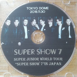 SUPER SHOW 7 DVD