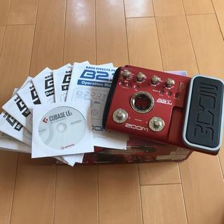 ズーム(Zoom)の大幅値下げZOOM bass effects pedal B2.1u(ベースエフェクター)