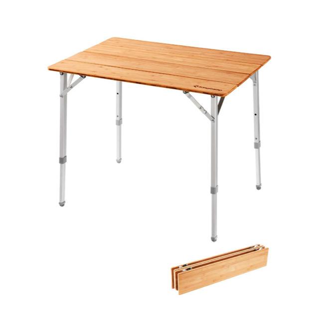 Coleman(コールマン)の【値下げ】キングキャンプ アウトドアテーブル インテリア/住まい/日用品の机/テーブル(アウトドアテーブル)の商品写真