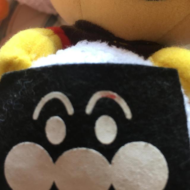 アンパンマン(アンパンマン)のアンパンマン お弁当ぬいぐるみ エンタメ/ホビーのおもちゃ/ぬいぐるみ(キャラクターグッズ)の商品写真