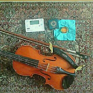 バイオリン Pygmalius+ 弓 Archet 他セット 【中古】 (ヴァイオリン)