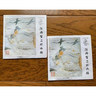 敦煌牌 牡丹型 二胡弦 内弦&外弦セット(その他)