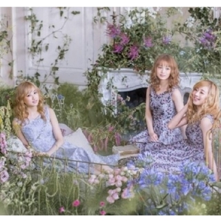 TOCCA - TOCCA宝塚コラボ【SNOWFLAKE WALTZ】AURORA ドレス