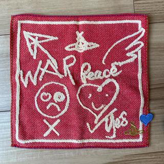 ヴィヴィアンウエストウッド(Vivienne Westwood)のVivienne Westwood  ハンカチタオル2枚セット(ハンカチ)