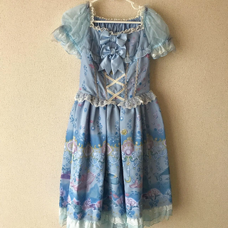 Angelic Pretty - Aquarium Carnival ワンピース