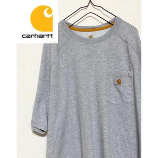 カーハート(carhartt)のCarhartt カーハート ポケット Tシャツ ワンポイント バックプリント(Tシャツ/カットソー(半袖/袖なし))