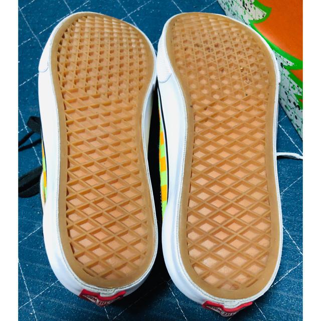 VANS(ヴァンズ)のVANS バンズ v360G BILLYS OLD SKOOL 蒼天の拳様専用 メンズの靴/シューズ(スニーカー)の商品写真