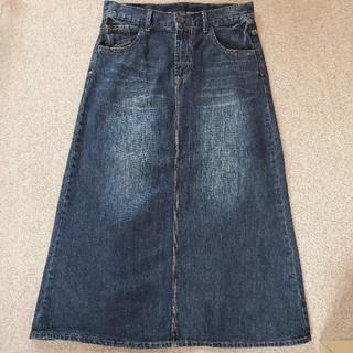 デニムスカート ロングスカート / B.S collection(ロングスカート)