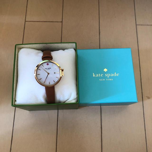 kate spade new york(ケイトスペードニューヨーク)のKate spade 時計 レディースのファッション小物(腕時計)の商品写真
