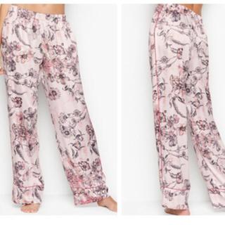Victoria's Secret - VS定価¥17,357 サテンラップトップ/パンツ/スリッパ/アイマスク
