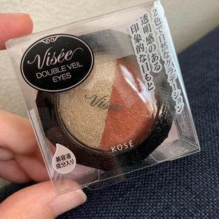 VISEE - 新品未使用 ヴィセ リシェ ダブルヴェールアイズ OR-3