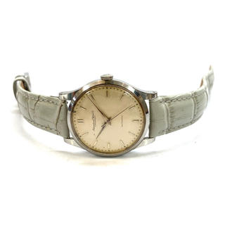 インターナショナルウォッチカンパニー(IWC)のIWC  アンティーク ウォッチ 自動巻 SS  約36mm  ヴィンテージ(腕時計(アナログ))