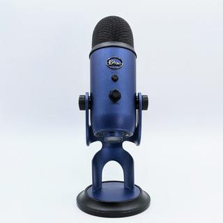 Blue Yeti マイクロフォン Midnight Blue (その他)