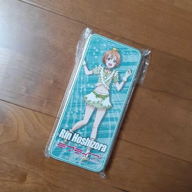 ラブライブ 缶ケース エンタメ/ホビーのおもちゃ/ぬいぐるみ(キャラクターグッズ)の商品写真