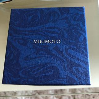ミキモト(MIKIMOTO)の【ayaさま専用】MIKIMOTO パールピアス(ピアス)