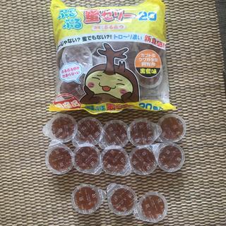 ぷるぷる蜜ゼリー 20+13→33個 昆虫フード クワガタ エサ(虫類)