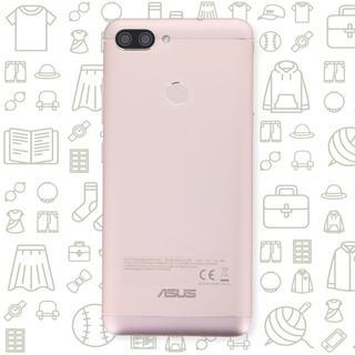 エイスース(ASUS)の【B】ZenFoneMaxPlus(M1)/32/SIMフリー(スマートフォン本体)