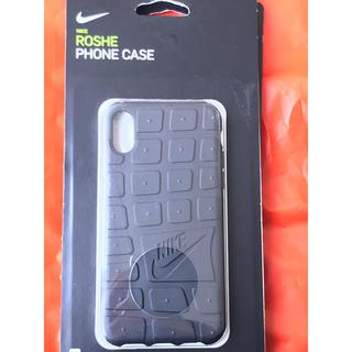 NIKE - Nike air force 1 iphone X case 対応 ブラック色