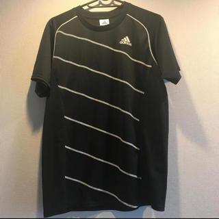 adidas - アディダス ランニングウェア Mサイズ Tシャツ