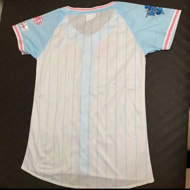 横浜DeNAベイスターズ(ヨコハマディーエヌエーベイスターズ)の横浜ベイスターズ ガールズフェスティバル ユニフォーム スポーツ/アウトドアの野球(ウェア)の商品写真