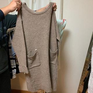 BEAMS - BEAMS ニット・セーター FREEサイズ 美品 送料込