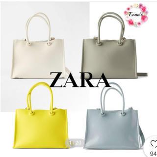 ザラ(ZARA)のZARA ミニマルミニトートバッグ(ショルダーバッグ)