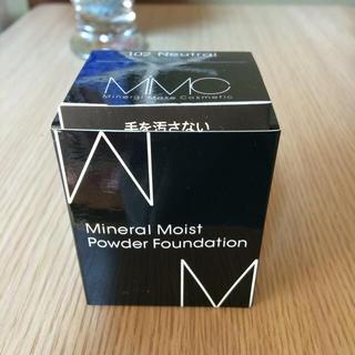 エムアイエムシー(MiMC)のMIMC♡パウダーファンデーション(ファンデーション)