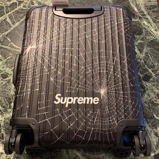 シュプリーム(Supreme)のSupremeオンライン購入 新品 正規品  RIMOWA 49L(トラベルバッグ/スーツケース)