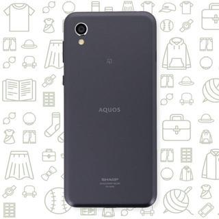 アクオス(AQUOS)の【C】AQUOSsense2/SH-M08/32/SIMフリー(スマートフォン本体)