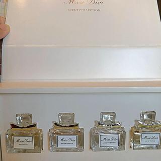 Dior - Dior ミニ香水セット
