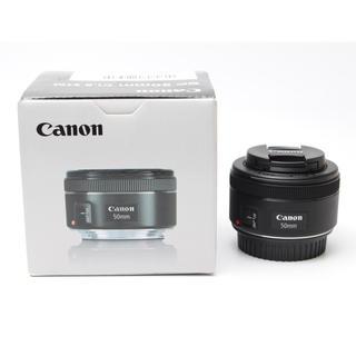 新品✨単焦点❣️Canon キャノン EF 50mm F1.8 STM(レンズ(単焦点))