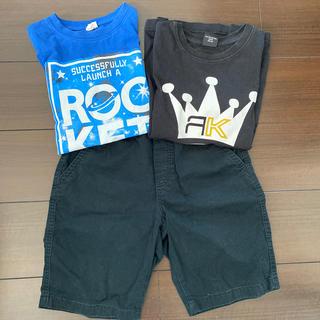 ユニクロ(UNIQLO)の150セット Tシャツ&パンツ(その他)