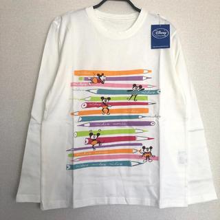 ベルメゾン(ベルメゾン)の【新品】ベルメゾンDisneyロンT(Tシャツ/カットソー(七分/長袖))