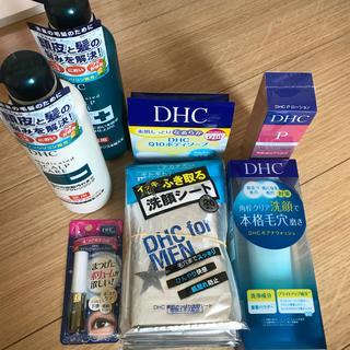 ディーエイチシー(DHC)のDHC7点セット(シャンプー/コンディショナーセット)