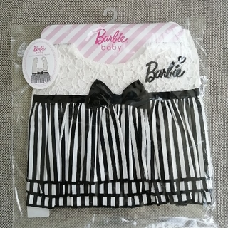 バービー(Barbie)のBarbie(バービー)スタイ(ベビースタイ/よだれかけ)