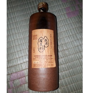 空き瓶(焼酎)