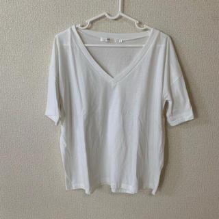 アズールバイマウジー(AZUL by moussy)のAZUL Tシャツ L(Tシャツ(半袖/袖なし))