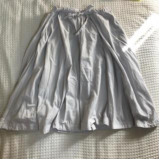 イデー(IDEE)のIDEE POOL いろいろの服 コットン スカート(ひざ丈ワンピース)
