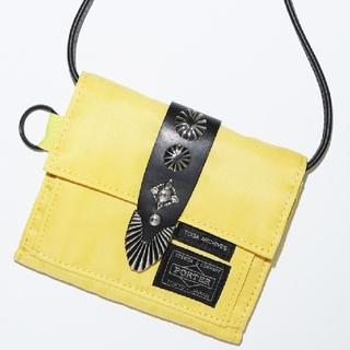 トーガ(TOGA)の新品☆TOGA × PORTER(財布)