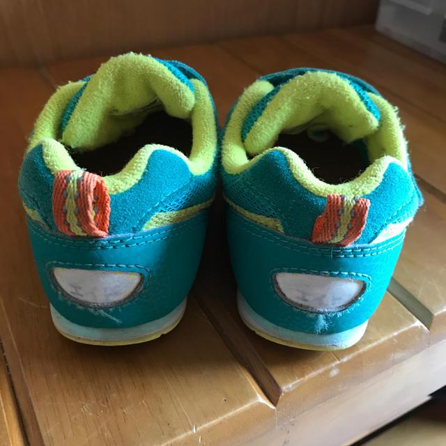 New Balance(ニューバランス)のスニーカー キッズ/ベビー/マタニティのキッズ靴/シューズ(15cm~)(スニーカー)の商品写真